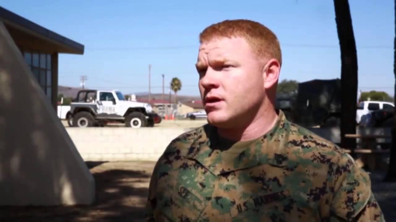 Marine Corps Machine Gunners Course Youtube