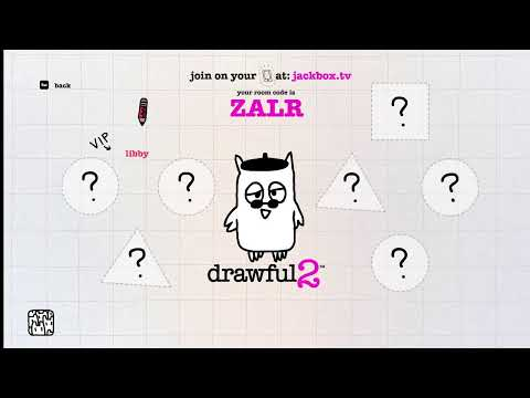 Drawful 2 with friends |