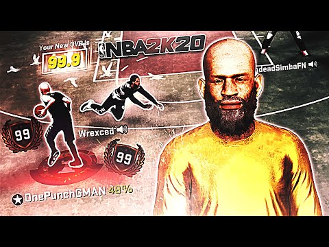I HIT 99 OVERALL ON MY PLAYMAKING SHOTCREATOR ON NBA 2K20!! BEST ISO BUILD ON THE GAME!!