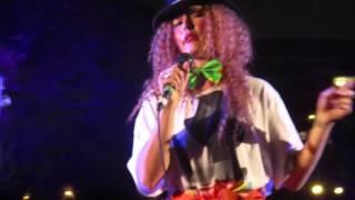 CocoRosie Child Bride Live 2015