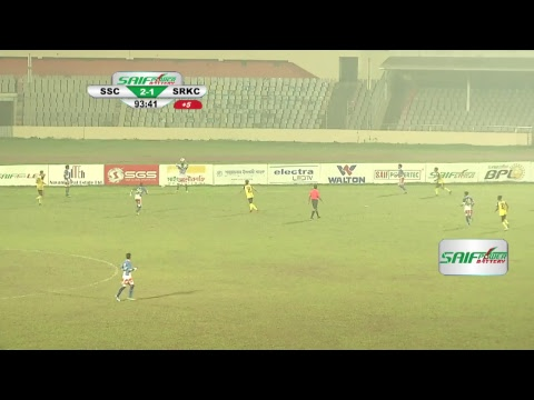 BPL Football 2017 : LIVE ON || MATCH # 120 || SAIF SPORTING vs. SHEIKH RUSSEL KC.