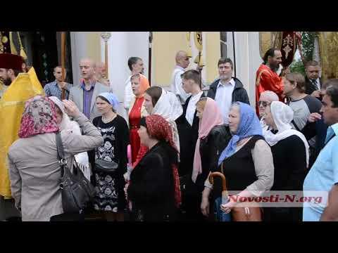 """Видео """"Новости-N"""": Крестный"""