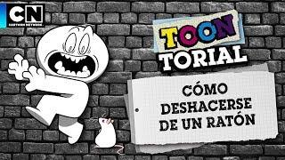 Cómo deshacerse de un ratón | Toontorial | Cartoon Network