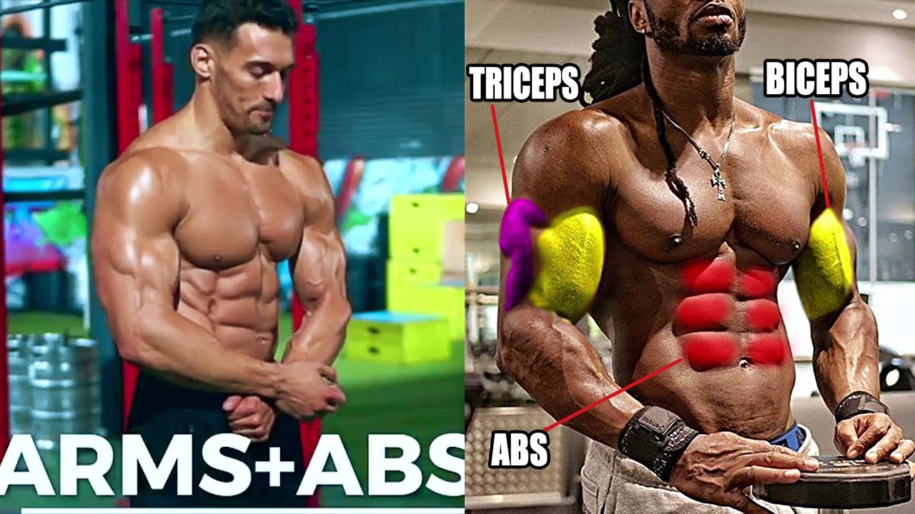 ABS and ARMS WORKOUT | 18 Effective Exercises