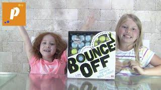 Играем в игру Bounce ball