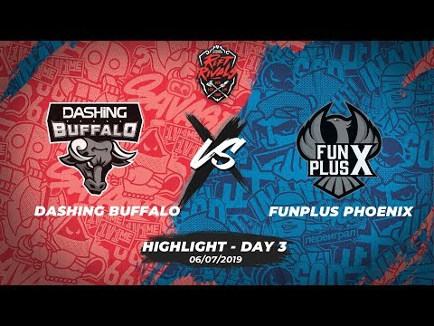 DBL vs FPX_Highlights [Rift Rivals 2019] [06.07.2019] [Day 3]