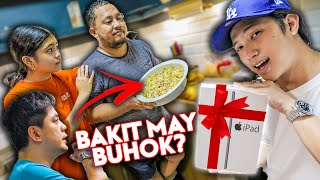 Pranking Our Chef, Then Surprising Him With Dream Gift! | Ranz and niana