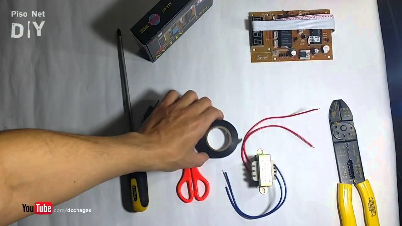medium resolution of pisonet 12v transformer wiring free tutorial