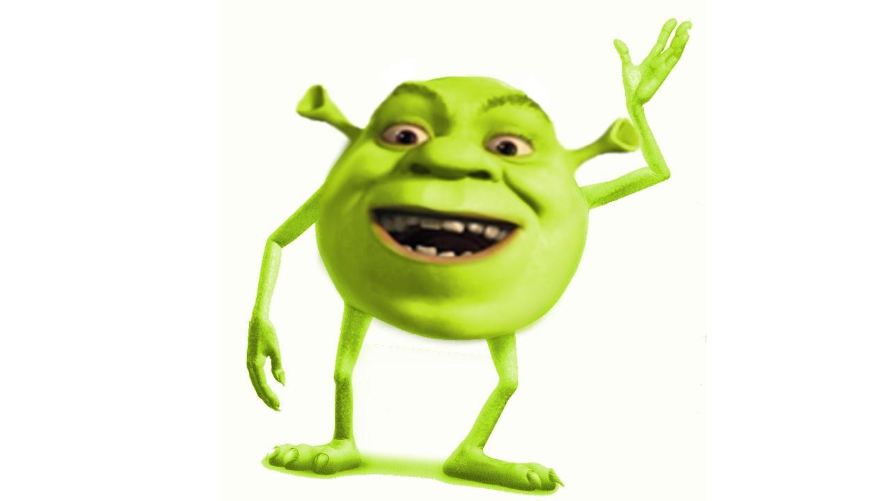 Shrek Wazowski Pic Edit Youtube