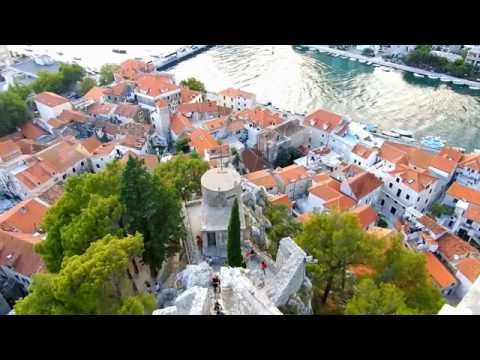 OMIS & la rivière CETINA en Croatie