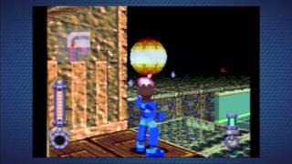 PS1 Capture Test (Mega Man Legends)