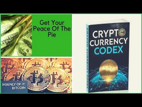 Crypto Currency Codex Complete Review - Vital Secrets For Success