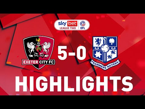 Exeter City Tranmere Goals And Highlights