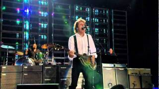 Paul McCartney - I Saw Her Standing There (with Billy Joel)