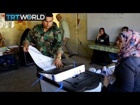 Iraq votes in first elections since the defeat of Daesh