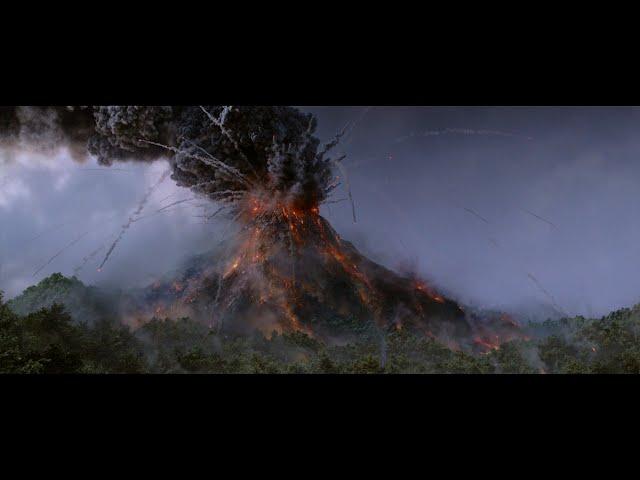 世界初の火山テーマパークが大惨事に!灼熱のパニックアクション 映画『ボルケーノ・パーク』予告編
