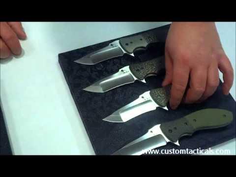 Kirby Lambert Interview - 2011 CKG Spring Knife Show
