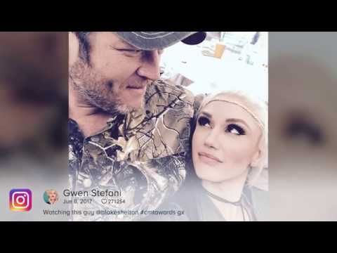 Gwen Stefani and Blake Shelton's Cutest...