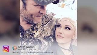Gwen Stefani and Blake Shelton's Cutest Couple Moments