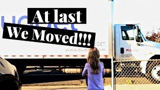We MOVED! Moving Week Vlog - House Hunt Update #5