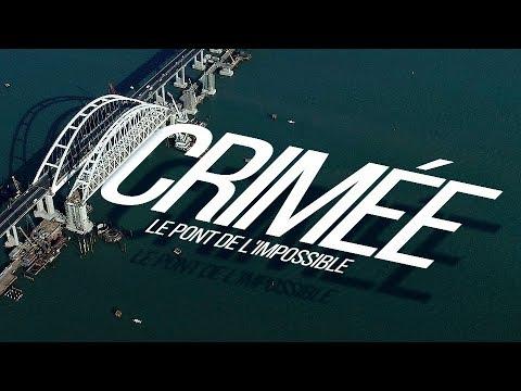 Crimée: le pont
