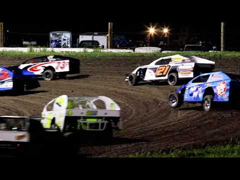 Southern Oregon Speedway Modified Dirt Car May 5th 2018