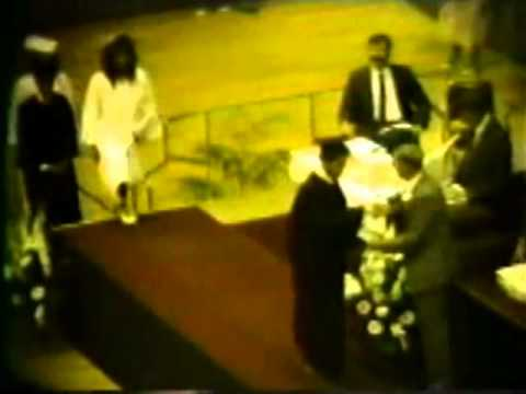 New Albany High School (New Albany, IN) Graduation, June 2, 1989