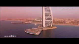 Burj Al Arab Terrace, Dubai, Emirados Árabes | Kangaroo Tours