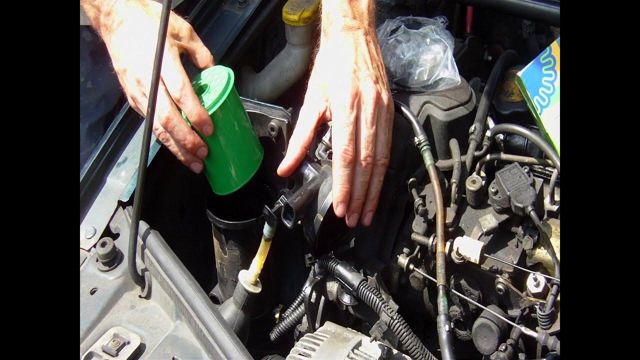 2004 Mazda 6 Fuel Filter