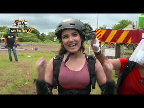 Download Khataron Ke Khiladi | Latest Episode - Colors TV | Part-02