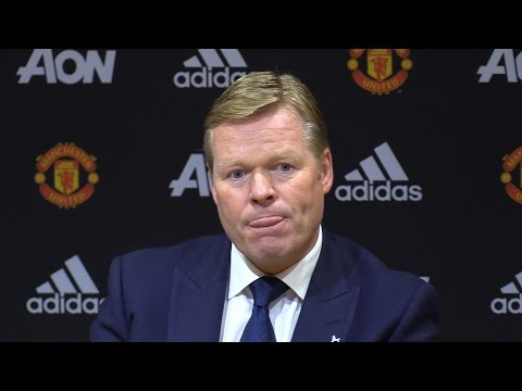 Manchester United 1-1- Everton - Ronald Koeman Post Match Press Conference