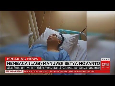 Breaking News! Setya Novanto Kecelakaan? - Mencari Setnov