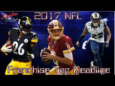 NFL Franchise Tag Deadline (Cousins, Bell, & Johnson), NFL GMs Fired (Gettleman & Dorsey) & More