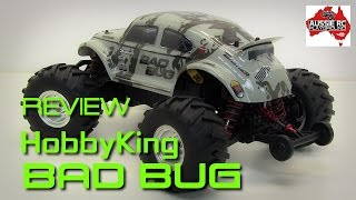 Review: Hobbyking Basher Bad Bug Mini MT