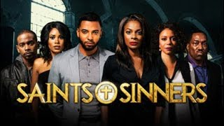 Saints and Sinners Showing on EbonyLife TV