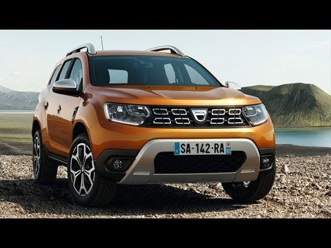 dacia duster 2018 les premi res infos youtube. Black Bedroom Furniture Sets. Home Design Ideas