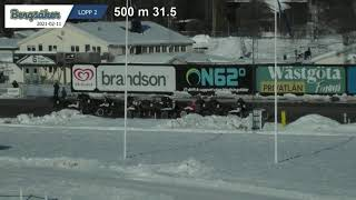 Vidéo de la course PMU PRIX SVENSK TRAVSPORTS KALLBLODSSERIE