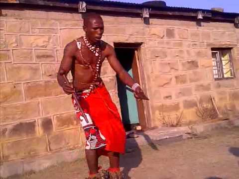thonga dance