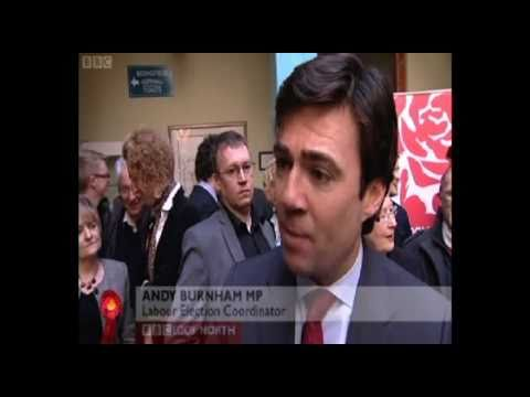 Andy Burnham and Mary Creagh Launch York Labour