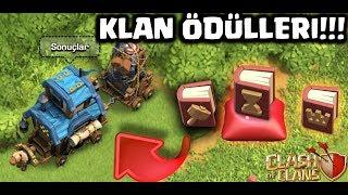 EN BEREKETLİ KLAN ÖDÜLLERİ !! | Clash Of Clans