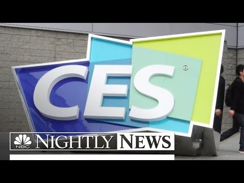 2016 Consumer Electronics Show Promises a Glimpse Into the Future | NBC Nightly News