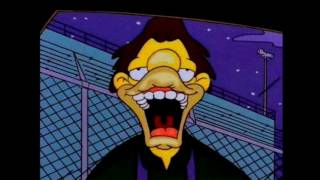 The simpsons - 100 funny faces