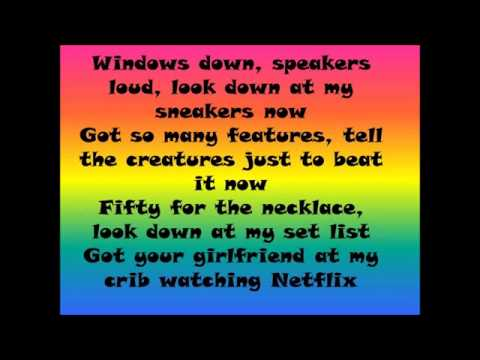 Justin bieber song lolly with lyrics