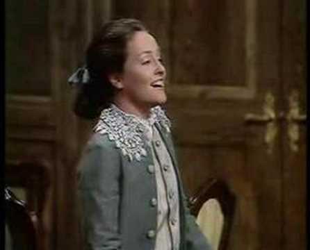 Frederica von Stade as Cherubino