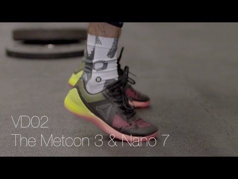 VD 02 The metcon 3 and nano 7