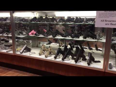 Big R Homer Glen Illinois Gun Department