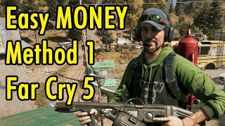 Easy Money in Far Cry 5 - Method 1 - xBeau Gaming