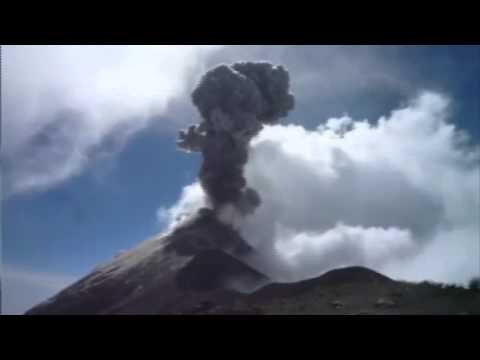 AMAZING VOLCANO MARCH 18, 2013 (COMPILATION)