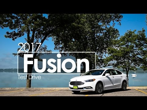 2017 Ford Fusion   Driving Review   Model Overview