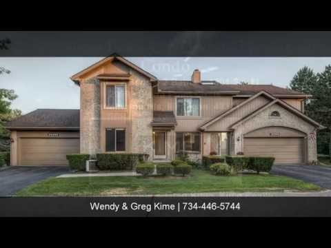 Farmington Hills MI Real Estate For Sale: 29599 Sierra Point Circle